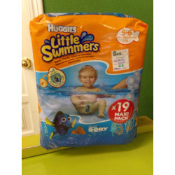 Huggies Little Swimmers....