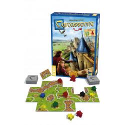 Devir Carcassonne segunda mano