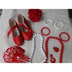 Zapatos T25 y accesorios...