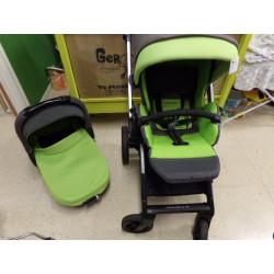 carrito bebe matrix y silla...