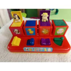 juguete formas y colores