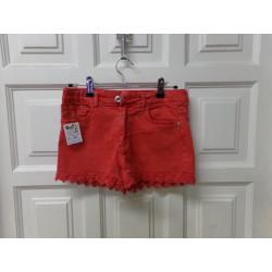 Pantalón corto Zara talla...