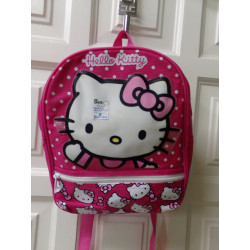 Mochila Hello Kitty....