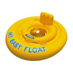 Flotador bebe Intex....