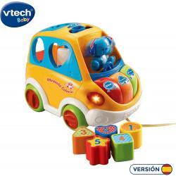 Mini auto colorin segunda...