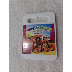 DVD CD Cantajuego. Una...