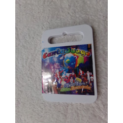 DVD CD Cantajuegos. Fiesta...