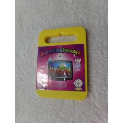 DVD CD Cantajuego 4....