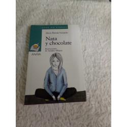 Nata y chocolate. Alicia...