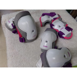 Protecciones patines Oxelo....