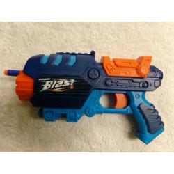 Pistola blast gomaespuma...