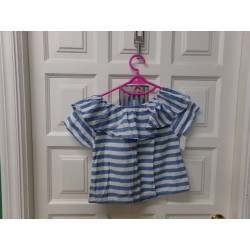 Blusa Zara talla 9-10 años....