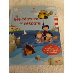 Helicóptero de rescate....