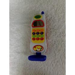 Teléfono musical. Segunda mano