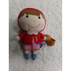 Muñeca Caperucita Roja....
