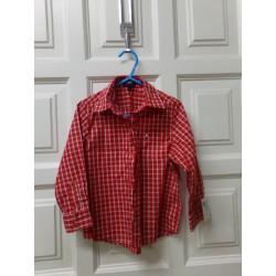 Camisa talla 3 años....