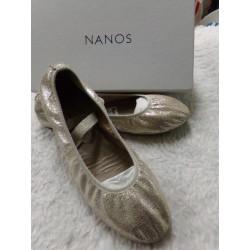 Francesita dorada Nanos. N...