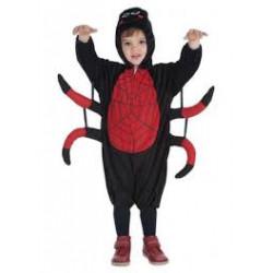 disfraz de araña roja....