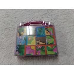 Puzzle de cubos DORA ....