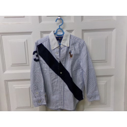 Camisa Ralph Lauren talla 4...