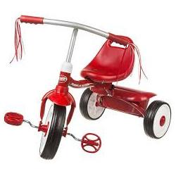 Triciclo radio flyer....