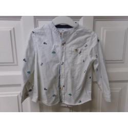 Camisa Zara talla 18-24...