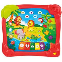 Mi primera tablet jungla....