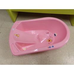 Bañera ergonómica rosa....