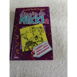 Diario de Nikki 2. Segunda...