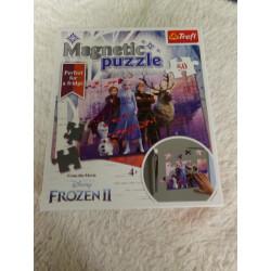 Puzzle magnético Frozen....