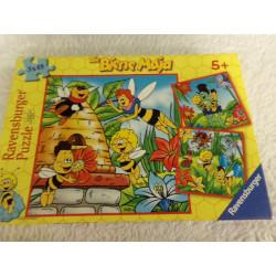 3 Puzzles de la Abeja Maya....