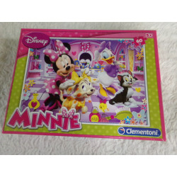 Puzzle Minnie. Segunda mano