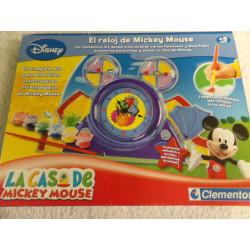 El reloj de Mickey Mouse. A...