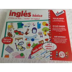 Juego Inglés básico. Diset....