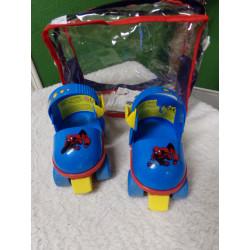Patones Spiderman 20 Kg....