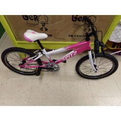 Bicicleta Rosa Spitz....