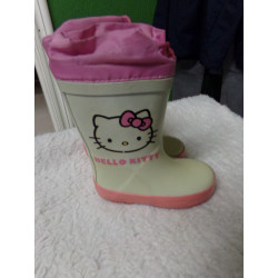 Botas de agua Hello Kitty N...