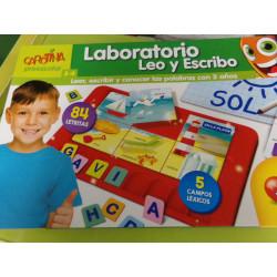Laboratorio Leo y Escribo....