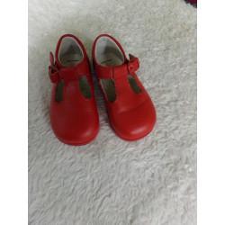 Zapato rojo N 21....
