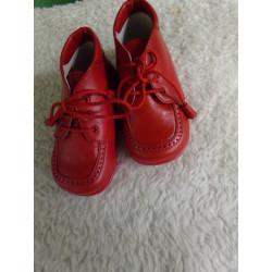 Botin rojo Baby N 21....