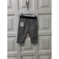Pantalón gris Zara talla...
