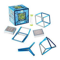 Riddle Cube. Segunda mano