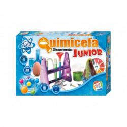Quimicefa Junior. Segunda mano