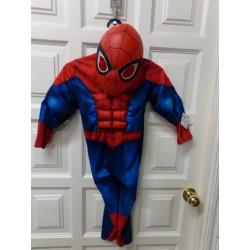 Disfraz Spiderman. Talla...