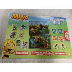 Superpack 4 en 1. Maya....