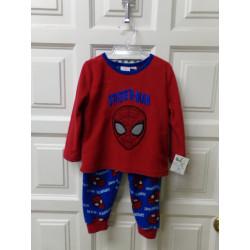Pijama Spiderman talla 2-3...