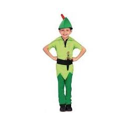 Disfraz Peter Pan talla 7-9...