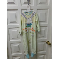 Pijama talla 3 años....