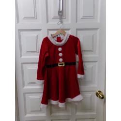 Disfraz de Mama Noel  talla...