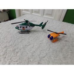 2 Helicópteros. Segunda mano